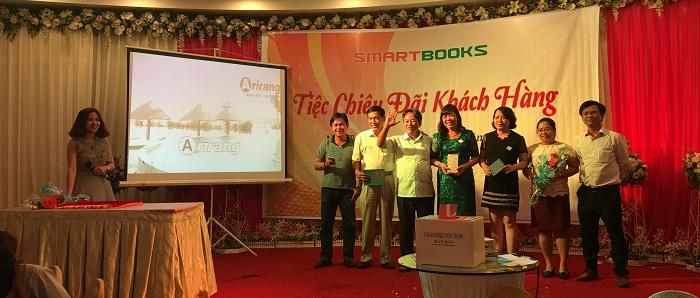 SmartBooks tập huấn tại Nha Trang, tháng 09/2017